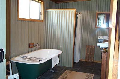 Bathroom, Rosebrae Cottage